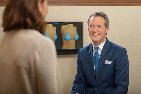 breast augmentation exam