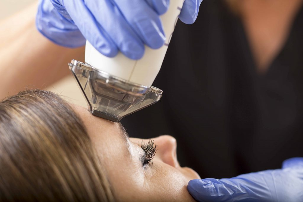 Halo laser treatment is the best solution for reversing skin damage.