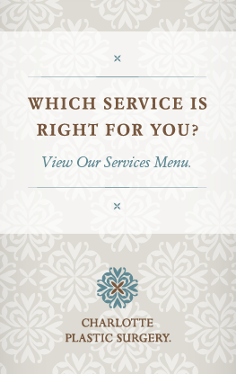 View Our Services Menu